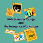 TheatriKids summer workshops & camps!